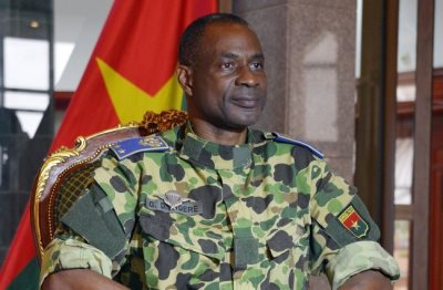 Coup In Burkina Faso: French Backed Traitors In-Charge