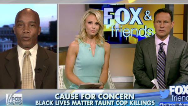Elisabeth Hasselbeck suggests Black Lives Matter movement is hate group