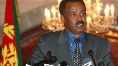 Eritreans Flee Afwerki's Iron-Fisted Rule