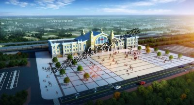 Ethiopia's Largest Railway Station Nearing Completion
