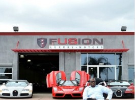 Meet The Nigerian Man Who Went From Refugee To Floyd Mayweather's Personal Car Dealer