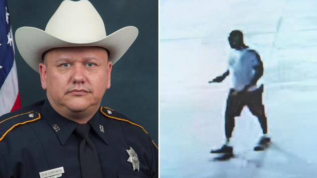 Houston Police Officer Killed Because Of Uniform: County Sheriff