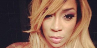 Bed Wench Alert: K. Michelle Declares Love Of White Men: 'I'm Not Really Into Black Men'