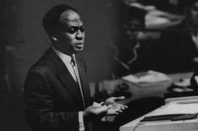 Nkrumah Betrayed: Seek Ye First A United States Of Africa