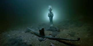 Relics Of Sunken Egyptian Cities To Go On Display For The First Time