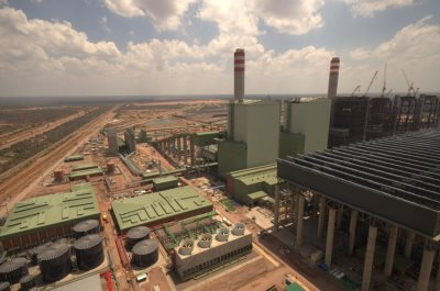 South Africa Inaugurates Massive New Power Plant