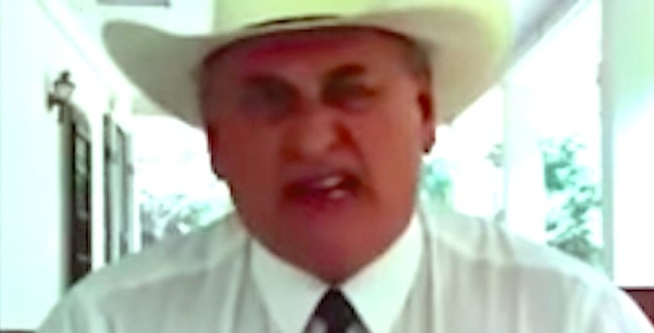 Texas White Supremacist Threatens To Avenge Deputy By Hunting Down And Killing Black Protesters