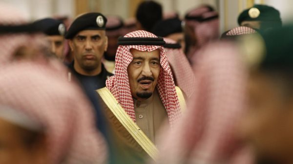 Saudi Arabian Prince Makes Unprecedented Call For Removal Of King In Palace Coup