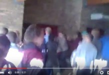 WATCH: White Students Attack And Beat Africans At South African University