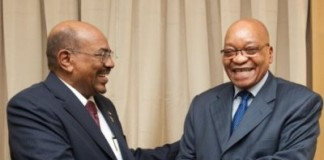 Cavorting With War Criminals: Zuma Meets Bashir In China