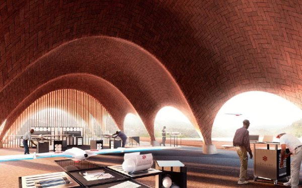 World's First Droneport To Be Built In Africa