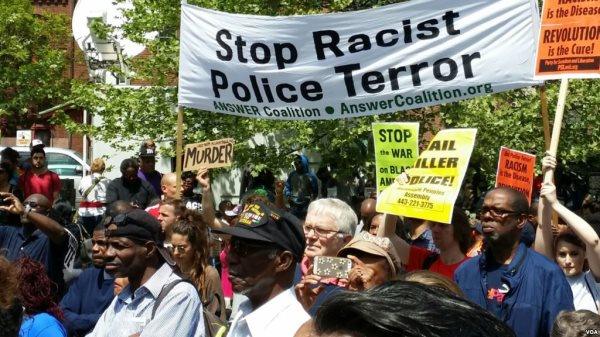 US Cited For Police Violence, Racism In Scathing UN Review On Human Rights