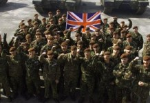 Little Britain To Send Troops To Somalia For Training