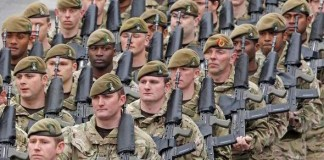 British Troops Will Be 'Welcomed With Bullets' In Somalia