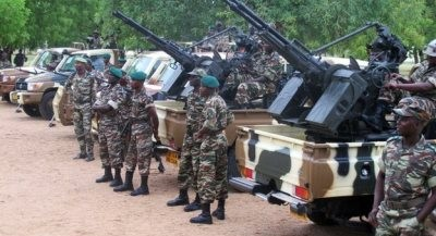 Troops From Cameroon Join The Fight Against Boko Haram