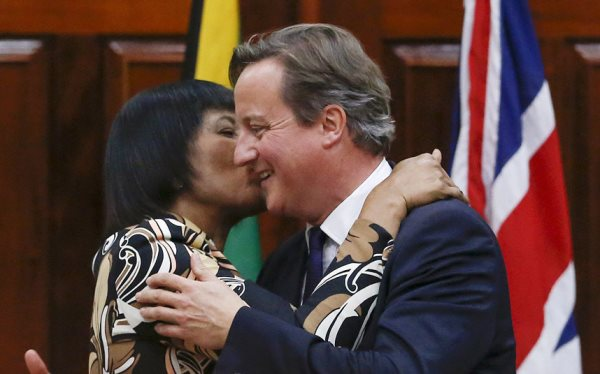 David Cameron's Visit To Jamaica: Amusing And Dangerous