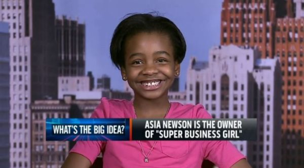 This 11-Year-Old Girl Has More Ambition Than Most Adults