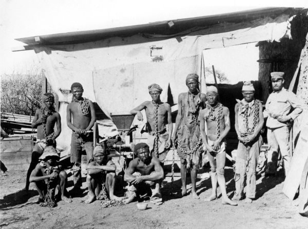 Germany's First Holocaust And Concentration Camp Was In Namibia
