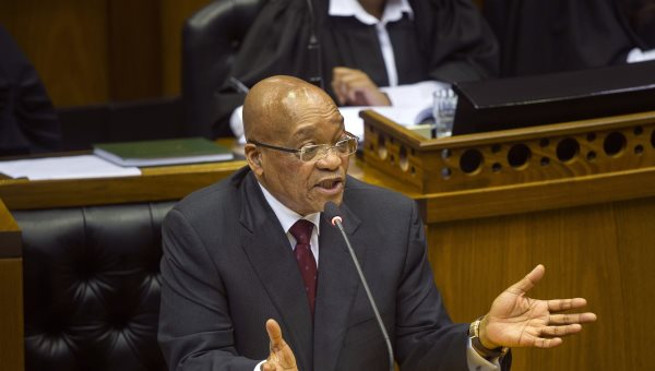 Misplaced Priorities: Zuma's ANC Discourages Travel To Israel