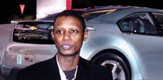 Meet Jelani Aliyu, The Nigerian Genius Who Designed Chevrolet Volt