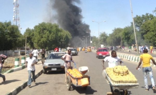 AFRICANGLOBE - Hours after two suspected male suicide bombers caused the death of over 30 persons in an attack on a mosque in Maiduguri the Borno state capital, the city was again attacked early Friday when four suspected female suicide bombers launched a partially foiled attack that left 22 persons, including themselves, dead, security sources and officials said.