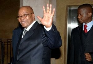 """ANC To Present Plan To Remove Jacob """"Baboon"""" Zuma From Presidency"""