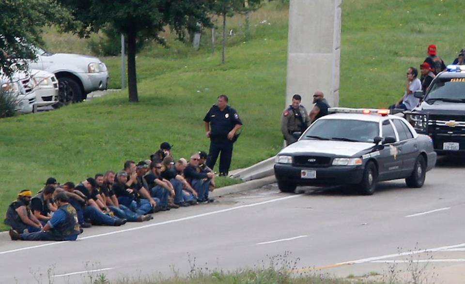 Waco Biker Shooting Culture (1) - AfricanGlobe Net