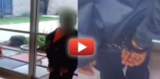 War On Black Kids: Cop Handcuffed 7-Year-Old Boy Then Claim He Lost The Key