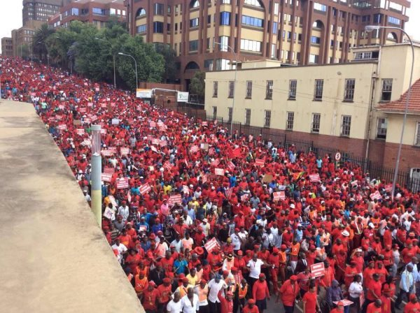 Malema Tell Whites In South Africa: Join The Struggle Or Else…