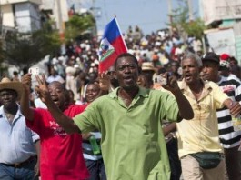 Police In Haiti Clash With Protesters Over Vote Fraud Allegations