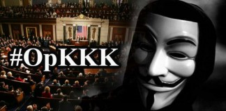 #OpKKK Engaged: Anonymous Begins Exposing Politicians With Ties To The KKK