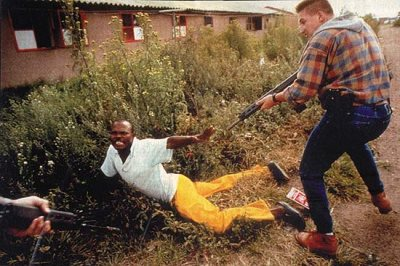 Six Basic Facts White Settlers In South Africa Must Know