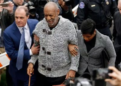Bill Cosby Charged With Sexual Assault In Pennsylvania