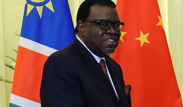 China Seeking To Build Navy Base In Namibia