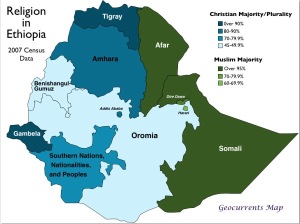 Saudi Arabia and the GCC are Expanding To Eritrea. Geopolitical Implications for Ethiopia