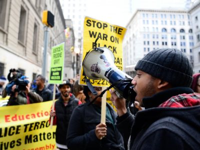 For Wary Baltimore, 'Justice For Freddie Gray' Is Bigger Than One Trial