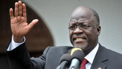 How Tanzania's President John Magufuli Is Shaping East Africa's Geopolitics