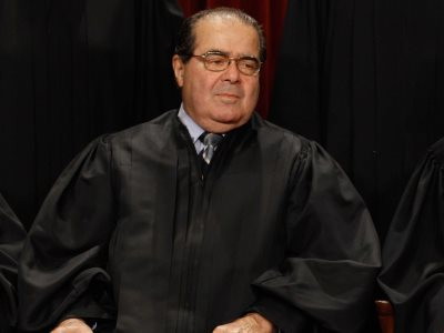 Justice Scalia Says Black Students Belong At Less Elite Colleges