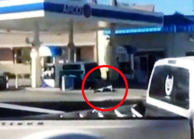 Video Shows LAPD Murdering A Black Man As He Walked And Crawled Away
