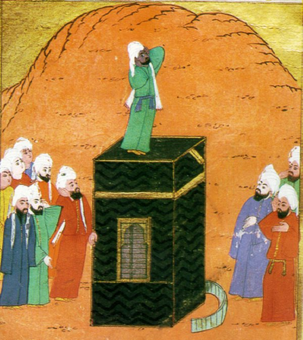 "Though many see Prophet Muhammad and the Arabs of his day as ""Caucasians"" who used their religion to enslave Africans and forcefully convert them to Islam. Although this view is the predominant narrative, it is not in accord with the facts as presented by classical sources and academic research findings, which reveal that not only were the Prophet Muhammad and the Arabs Black, but there was also a deliberate attempt, as in the case of Jesus, to ""Whiten"" up the color of The Prophet of Islam and the Arabs of his day."