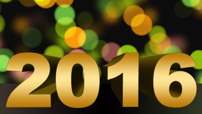 2016: This Is Your Year - The Gantt Report