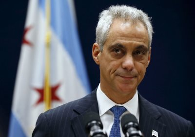 The Sudden Fall Of Chicago Mayor Rahm Emanuel