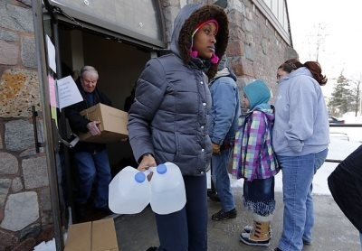Federal Judge Orders Water Delivery To Flint