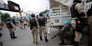 Haitians Fighting To Overturn Stolen Election By US-UN Backed Forces