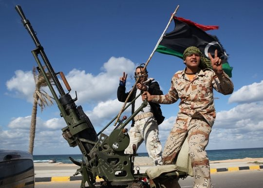 Hillary Emails Reveal True Motive For Libya Invasion