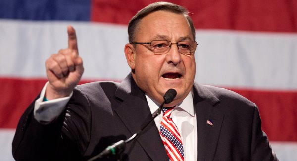 Maine Governor Sorry For Remark About YOU Drug Dealers Impregnating Young White Girls
