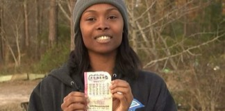 $88 Million Powerball Lottery Winner Has Spent $21 Million Bailing Out Criminal Boyfriend