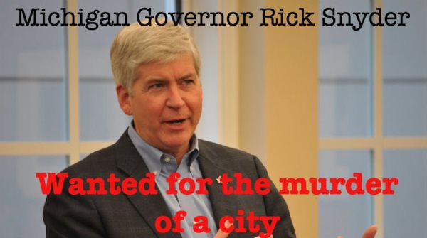 Rick Snyder's Aides Knew Flint River Was Toxic 3 Years Ago