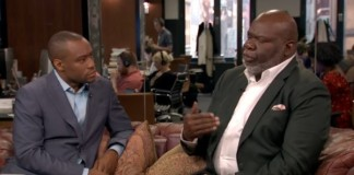 T.D. Jakes Comes Out For 'Gay Rights' And 'LGBT Churches'