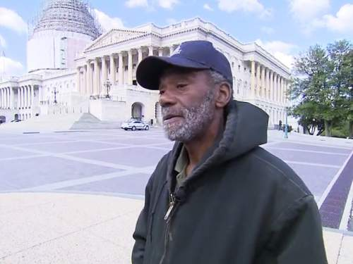 This 63-Year-Old Senate Worker Is Actually Homeless